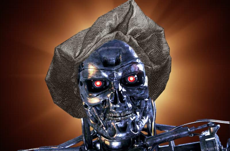 La Mettrie's Machine Man