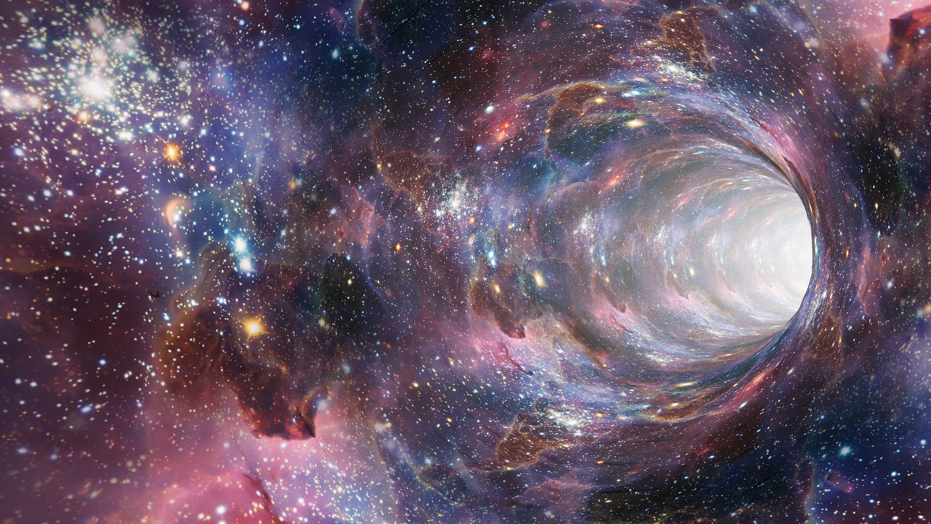 A Pattern in the Cosmos.