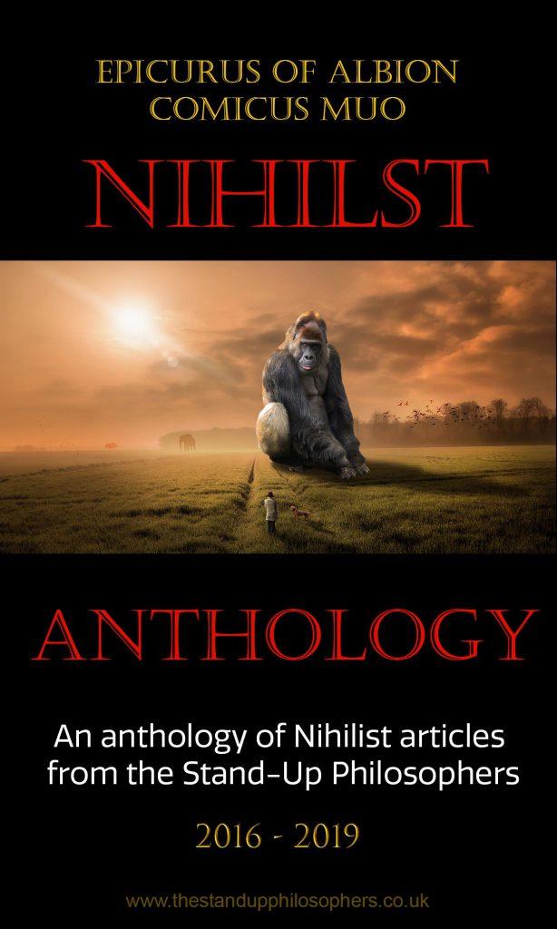 The Nihilist Anthology, Epicurus of Albion, Comicus Muo